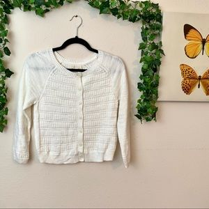 Anthropologie Moth Cardigan | Size Small